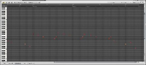 The simple chorus pattern