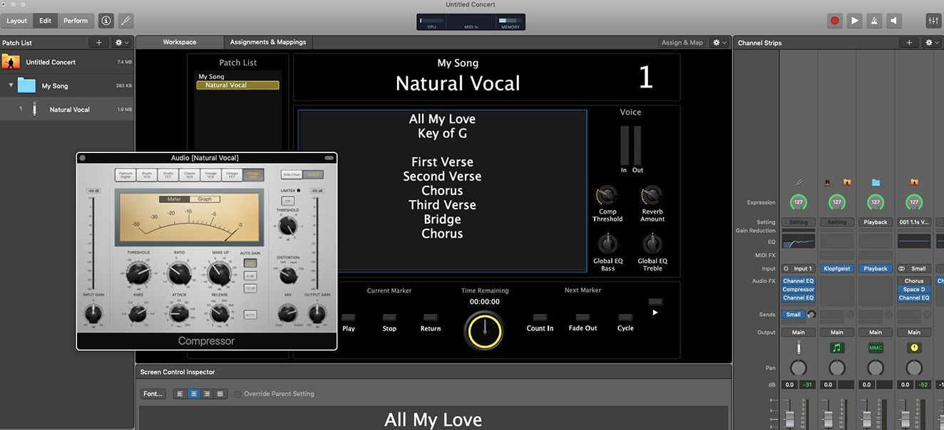 5 Apple MainStage Features Every Non-Keyboardist Should Know