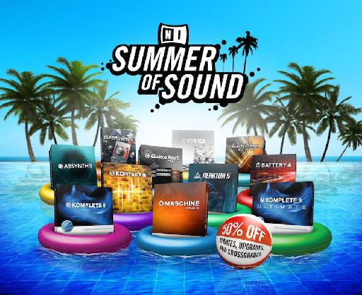 NI Summer of Sound Sale