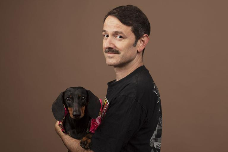 The Mole himself.