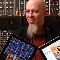 Interview: Jordan Rudess on iPads, Geo Synthesizer and Dream Theater
