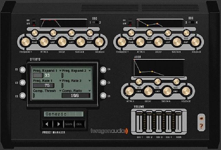 Teragon Audio KickMaker
