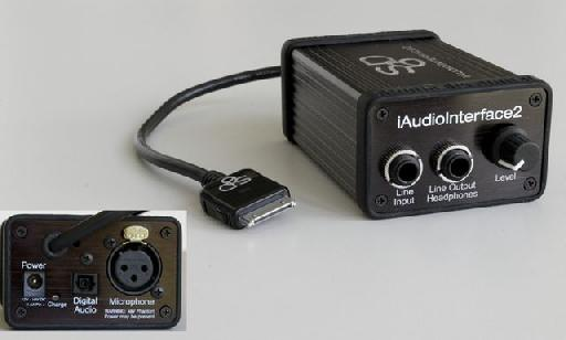 Studio Six Digital's iAudioInterface 2