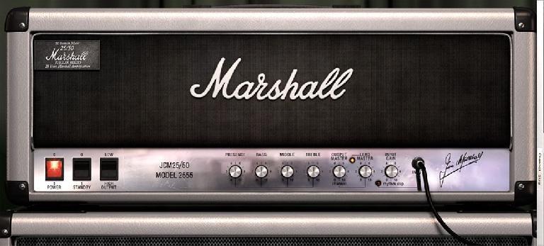 Marshall Silver Jubilee 2555 Plug-In
