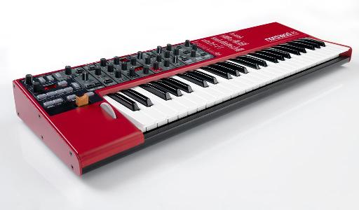The Nord A1 is a beautiful looking keyboard