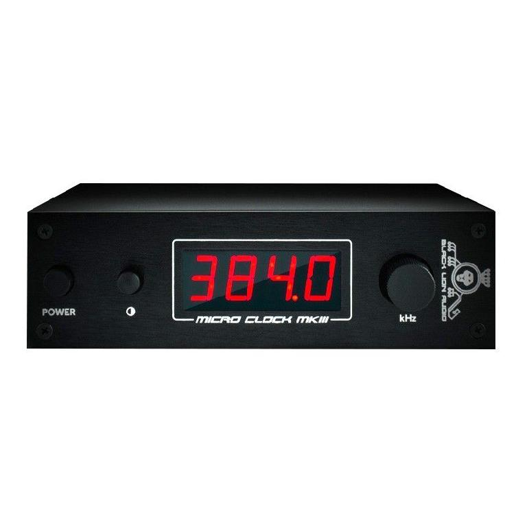 Micro Clock MK3 Front