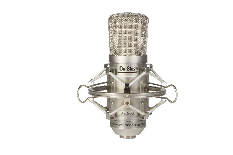 AS800 condenser microphone