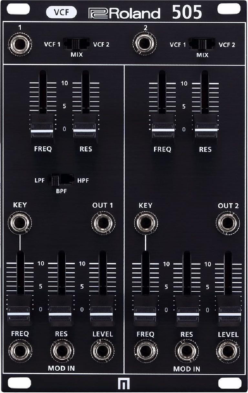 Roland 505 Filter