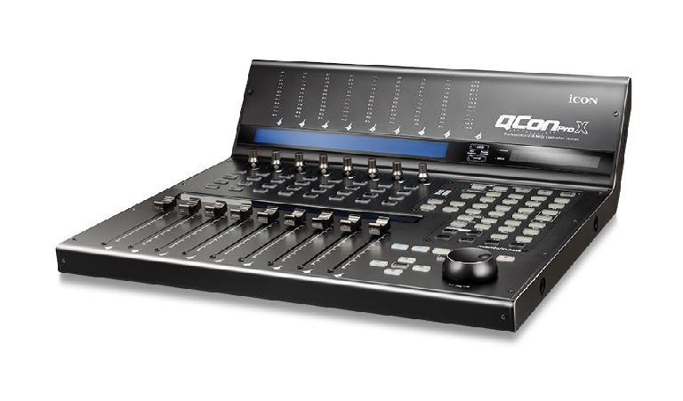 Icon Pro Audio QCon Pro X Control Surface
