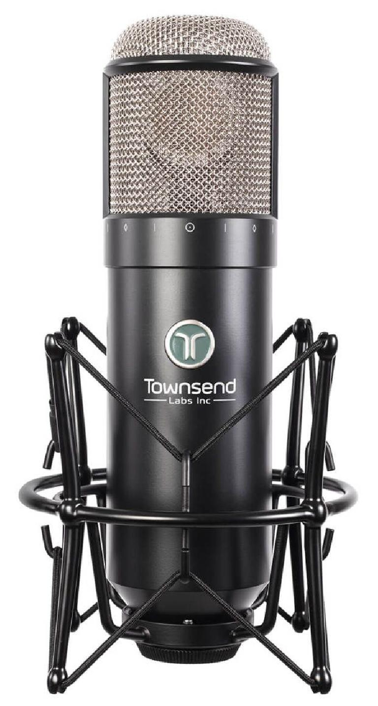 The Townsend Sphere L22 microphone.
