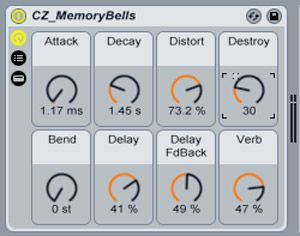 CZ Memory Bells