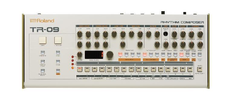 Roland Boutique TR-09 Rhythm Composer Drum Machine