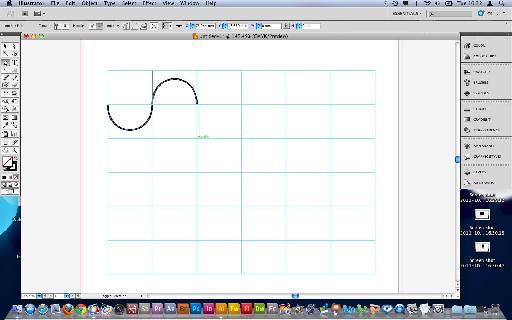 S-curve shape