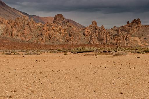 Desert image.