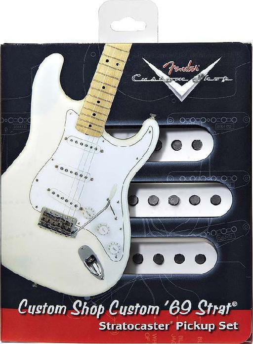 Fender pickup set