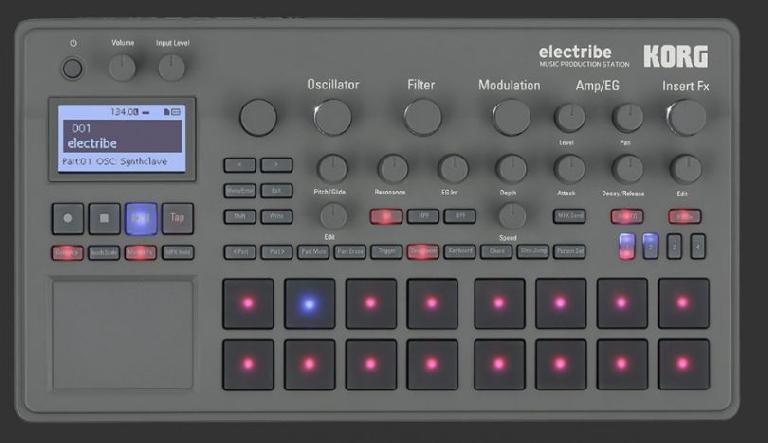 New Electribe from Korg