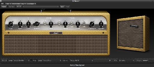 Amp Designer