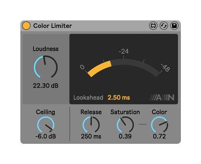 Color Limiter