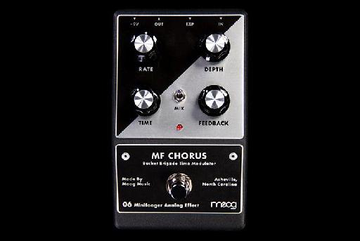 Moog MF Chorus top