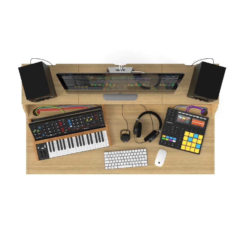 Glorious Vintage Workstation for producers
