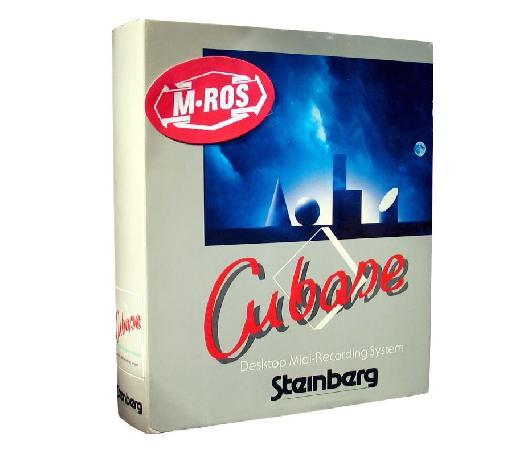 Steinberg Cubase for Atari.