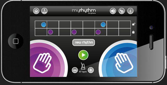 MyRhythm App.