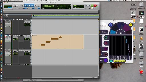 Recording MIDI in Pro Tools with imitone.