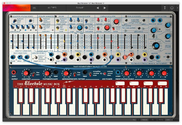 Buchla Music Easel V