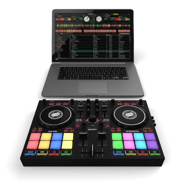Reloop Ready with MacBook Pro