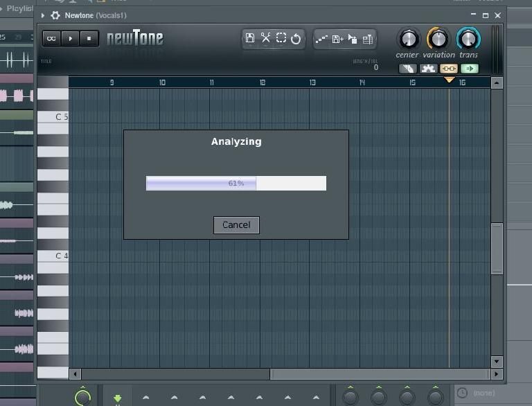 Pic 2: Analyze Audio