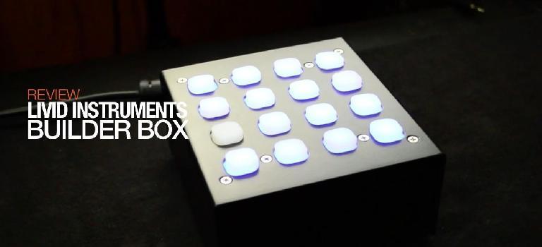 Livid Instruments Builder Box