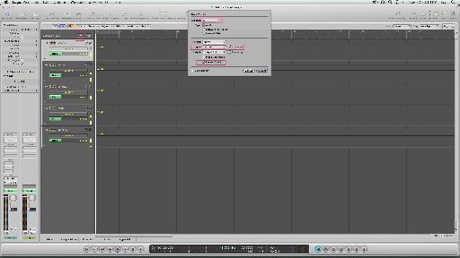Pic 6. Audio tracks for each stem