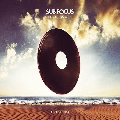 Tidal Wave (feat. Alpines) is the latest single from Sub Focus.