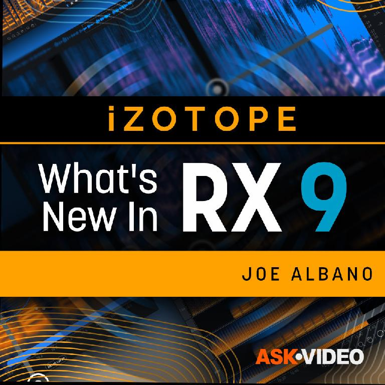 Ask.Video's FREE What's New in RX 9 Course