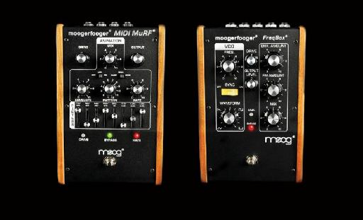 Sat googdbye to the MF-105M MIDI MuRF & the MF-107 Freq Box.