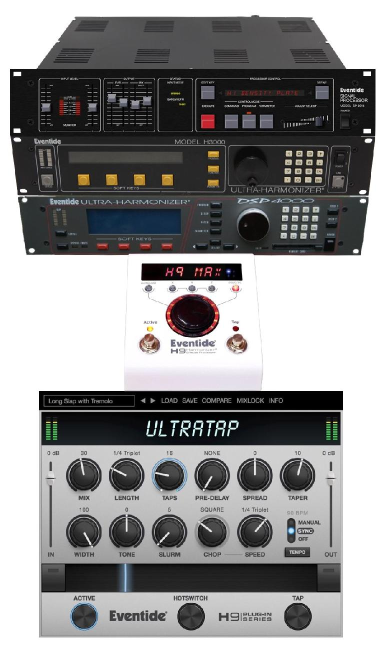 UltraTap and its lineage