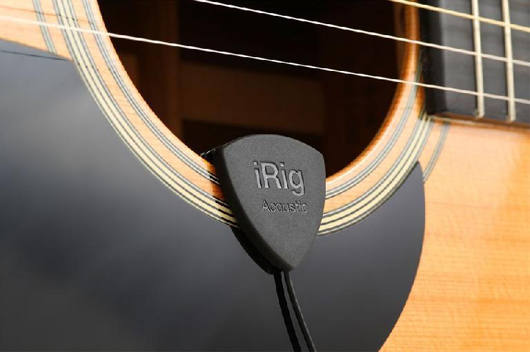 iRig Acoustic Mic