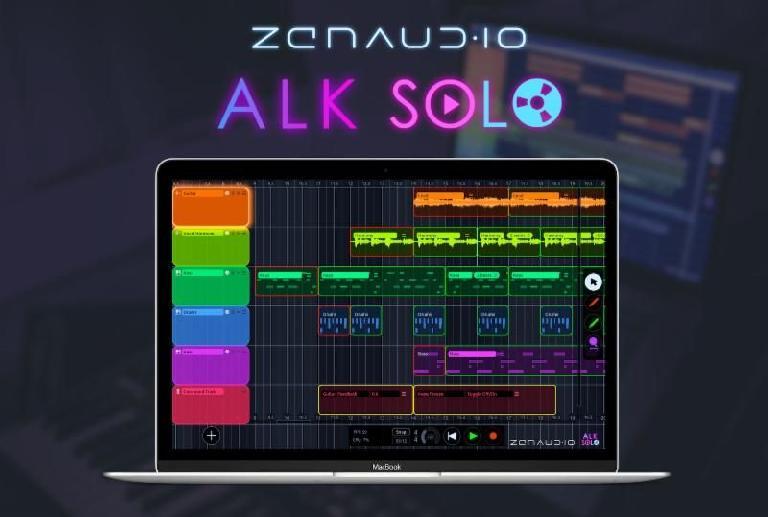 zenAud.io ALK2 Solo edition