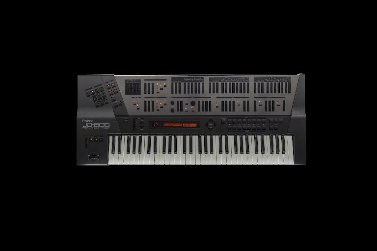Roland JD-800 synthesizer