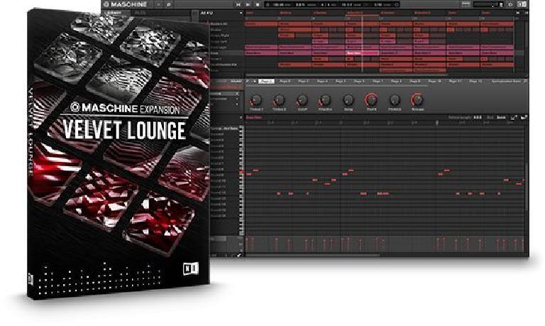 NI Maschine Velvet Lounge Expansion Pack