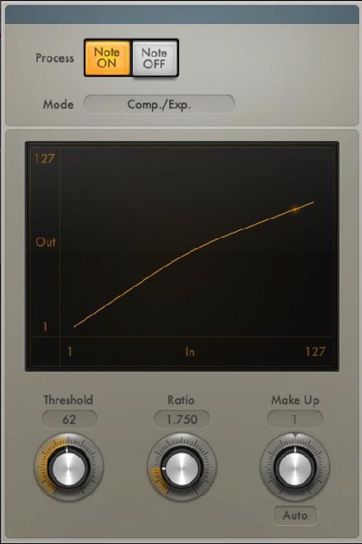 MIDI FX 1