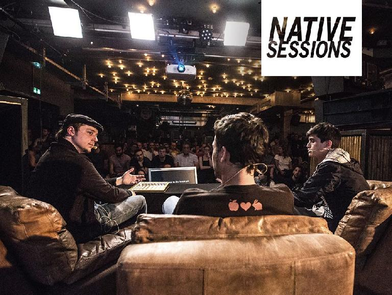 Native Instruments Native Sessions