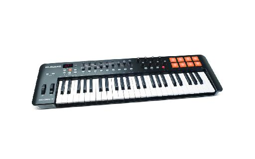 The 49 key version of the new M-Audio Oxygen series.