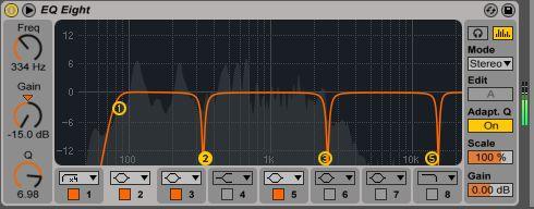 master eq remove noise
