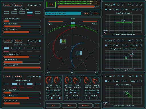 SoundScraper iPad app - if you're even remotely interested in incredible sound design textures and ciruit bending, go download it now!