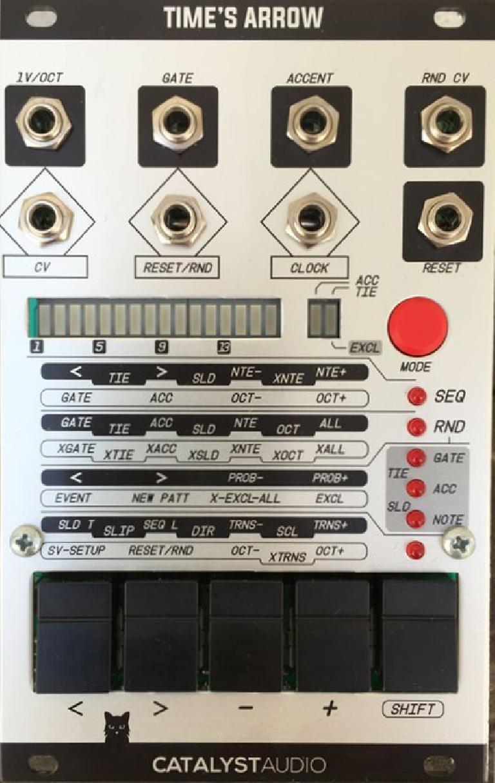 Catalyst Audio Time's Arrow eurorack module