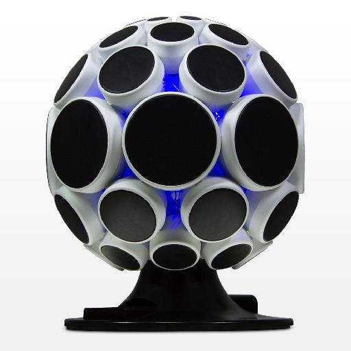 AlphaSphere nexus is the second product from nu desine who are based in Bristol, UK.
