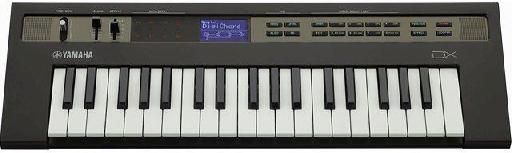 Yamaha Reface DX.