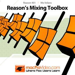 Reason 6 401 Reason's Mixing Toolbox