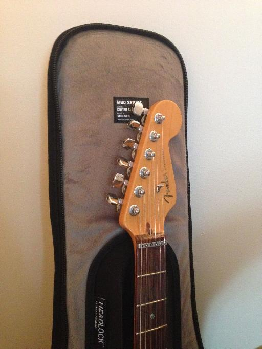 Pic 3: MONO Guitar sleeve